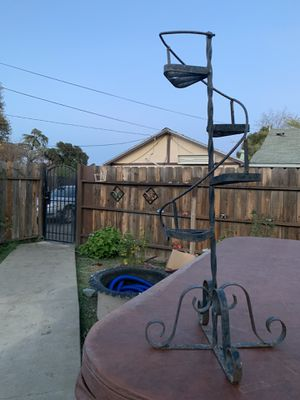 A sturdy strong plant stand for Sale in Stockton, CA