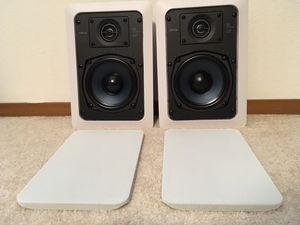 "Polk Audio RC55i 2-way In-Wall 5-1/4"" Speakers (Pair) for Sale in Lynnwood, WA"