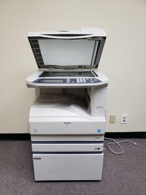 Sharp AR-M277 Commercial Printer, Copier, Scanner,Fax Machine for Sale in Diamond Bar, CA