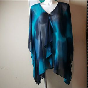 Catherines 2X/3X Sheer Tunic for Sale in Redmond, WA