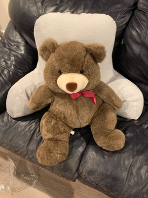 Stuffed teddy bear. for Sale in Puyallup, WA