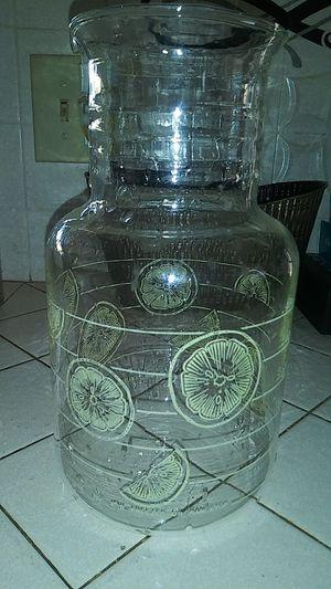 Pyrex vintage lemon pitcher for Sale in Hesperia, CA