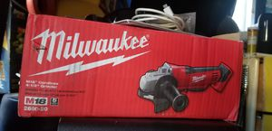 Milwaukee cordless grinder for Sale in Fresno, CA
