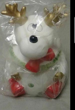 CHRISTMAS REINDEER JAR for Sale in Phoenix, AZ