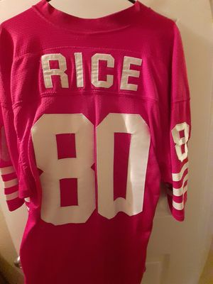 Vintage Jerry Rice jersey for Sale in Kent, WA