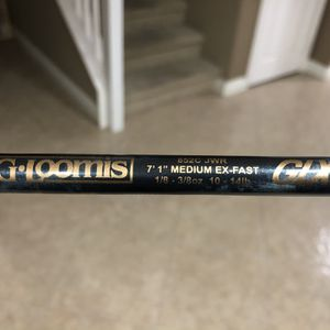G.Loomis GLX Casting Rod for Sale in Lancaster, CA
