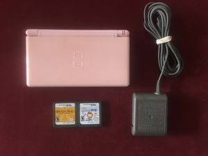 Nintendo DS System with Games for Sale in Costa Mesa, CA
