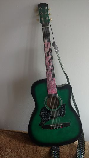 Magical Rockstar Acoustic guitar. for Sale in Salt Lake City, UT