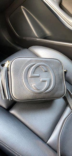 Black Gucci crossbody bag for Sale in Fowler, CA