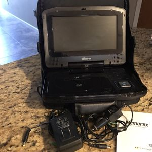 "PHILLIPS 8.4"" TFT Display Portable DVD Player with Storage Case for Sale in Seminole, FL"