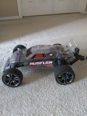 Traxxas Rustler Brushless Speed RC Car for Sale in Colorado Springs, CO