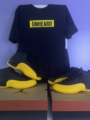 Jordan and unheard shirt for Sale in Greenbelt, MD