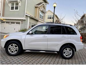 On sale 2002 Toyota RAV4 4WDWheels Clear Title for Sale in Savannah, GA