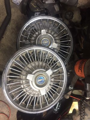 1969 Ford torino hubcaps for Sale in San Antonio, TX