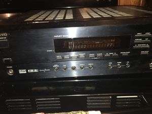 Onkyo 5 piece amplifier and speakers for Sale in Orlando, FL