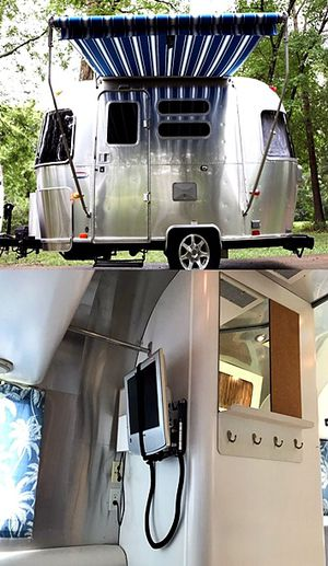 Perfect condition $1000 firm.Airstream Ocean Breeze for Sale in Joliet, IL