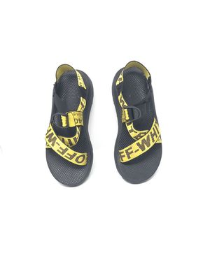 Off White Chaco Sandals for Sale in Atlanta, GA