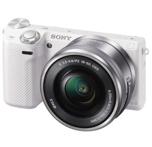 Sony NEX-5TL Mirrorless Digital Camera with 16-50mm Power Zoom Lens for Sale in Fremont, CA