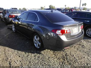 Wrecked 2010 Acura TSX for parts only for Sale in Phoenix, AZ