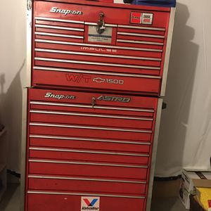 Snap on Toolbox Full Of Tools for Sale in San Diego, CA