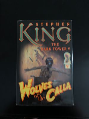 Book Stephen King. Wolves of the Calla $15 for Sale in Sacramento, CA