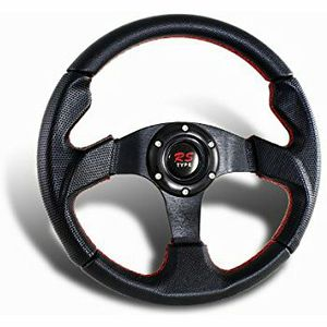 RS Type Racing Steering Wheel / Without Hub !¡! for Sale in Kent, WA