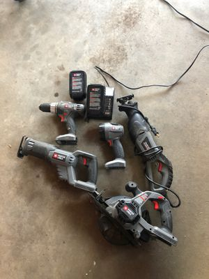 Porter Cable tool set for Sale in Englewood, CO