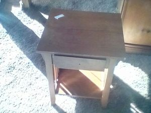 Small end table for Sale in US
