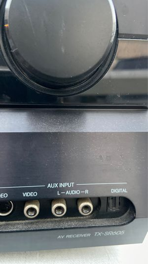 Onkyo TX-SR605 Stereo receiver for Sale in La Jolla, CA