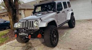 Sell my. 2012 Jepp Wrangler Sahara 4WD-Wheel for Sale in US