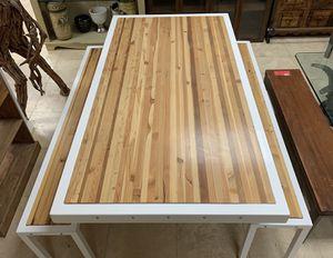 Custom Handmade Outdoor/Indoor Table for Sale in Huntington Beach, CA