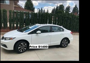 Price$1400 Honda Civic for Sale in Raleigh, NC