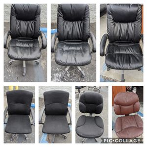 Office Chairs for Sale for Sale in Los Angeles, CA