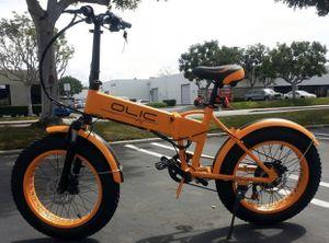 "TCB-20"" TANK CITY - Fat Tire Folding Aluminum e-Bike in 2 Colors - Brand New for Sale in Walnut, CA"