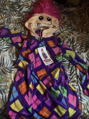 Poppy from Trolls costume xs 10-12 for Sale in Oxnard, CA