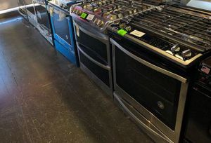💲Gas and Electric Slide in Stove💲💲 UA for Sale in Ontario, CA