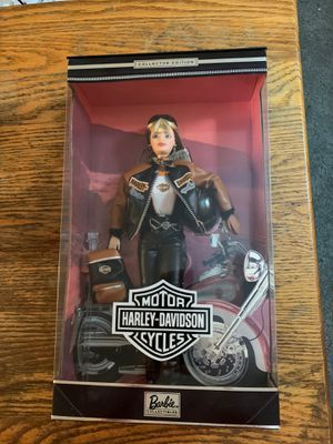 1999 Harley Davidson Collector Edition Barbie #4 Barbie Doll 25637 NIB for Sale in Lakewood, CA