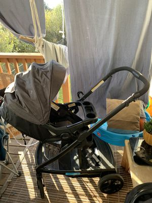 Uno2duo graco car seat bundle for Sale in Tualatin, OR