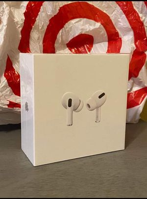 Selling my apple airpods pro 🍎 for Sale in Beaumont, CA