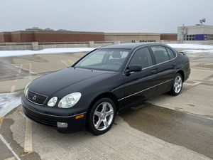 2002 Lexus Gs430 Low Miles New timing Belt water pump chrome wheels for Sale in Northbrook, IL