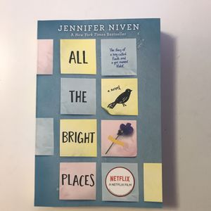 """""""All the Bright Places"""" Book for Sale in Skokie, IL"""