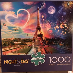 NEW!!! 1000 Piece Puzzle PARIS LOVE for Sale in Torrance, CA