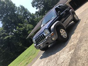 2002 Jeep Liberty 4x4 PART OUT for Sale in College Park, GA