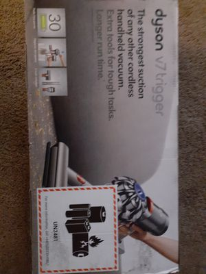 Dyson d7 handheld vacuum d7 for Sale in Portland, OR