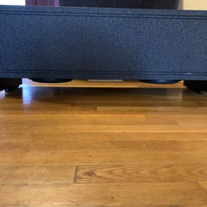 Subwoofers and Amp for Sale in Chesapeake, VA