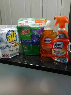 Cleaning kit for Sale in Washington, DC