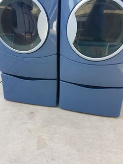 Kenmore Elite Washer & Electric Dryer Set for Sale in Salinas,  CA