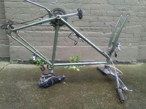 Adult Schwinn bike frame for Sale in Detroit, MI