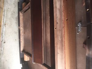 Pub style kitchen table with four matching chairs for sale. for Sale in Chicago, IL