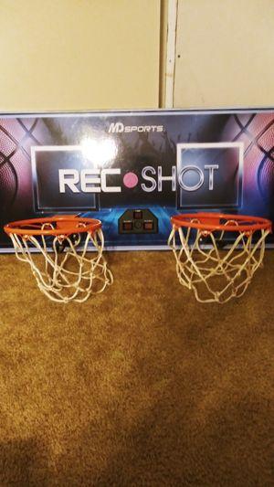 Dual Basketball hoop (Electronic) for Sale in Tuscaloosa, AL